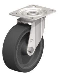 "Shop Blickle 5"" swivel casters with 2000 lb load capacity with Easy Casters"